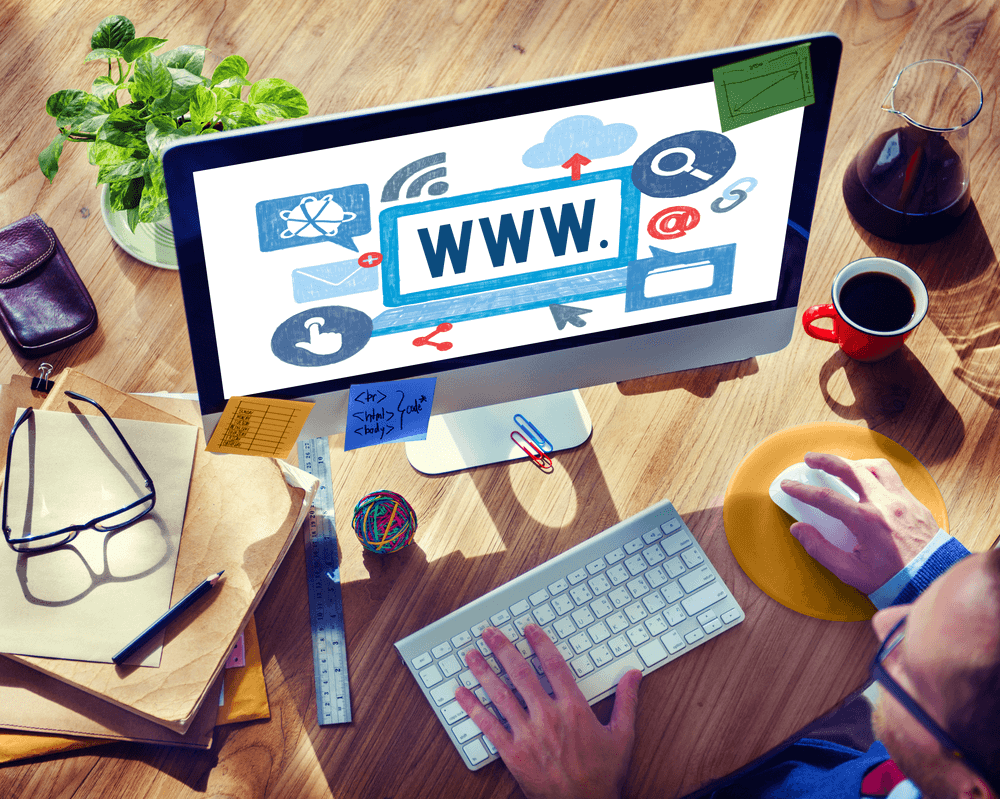 Apprenez la langue du World Wide Web